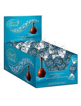 Lindt Lindor Sea Salt Truffles 60 Count Box by Bed Bath And Beyond