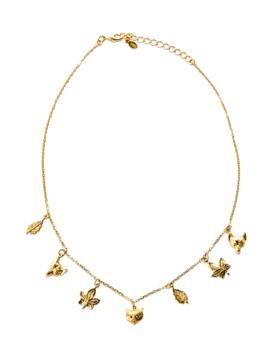 New England Charm Necklace by Kiel James Patrick