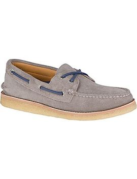 Gold Cup Authentic Original Crepe Boat Shoe by Sperry