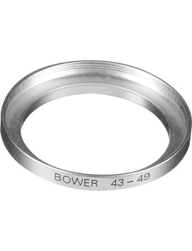 43 49mm Step Up Ring by General Brand
