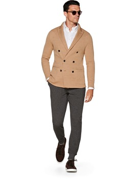 Havana Camel Jacket by Suitsupply