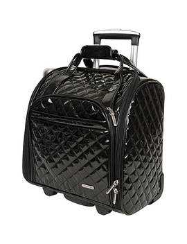Wheeled Underseat Carry On With Back Up Bag by Travelon
