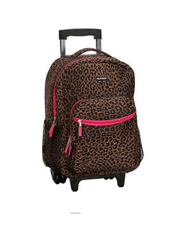 "Roadster 17"" Rolling Backpack by Rockland Luggage"