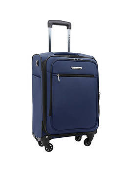 "Sabre 20"" Embedded Usb Port Expandable Carry On Spinner   Exclusive by Travelers Club Luggage"