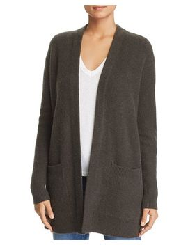 open-front-brushed-cashmere-cardigan---100%-exclusive by c-by-bloomingdales