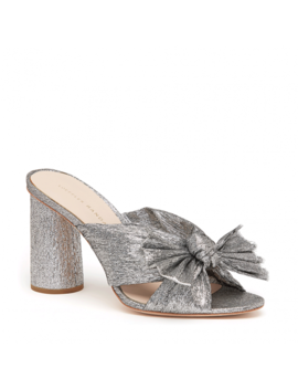 Penny Pleated Knot Mule by Loeffler Randall