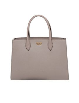 Saffiano Leather Tote Large by Prada