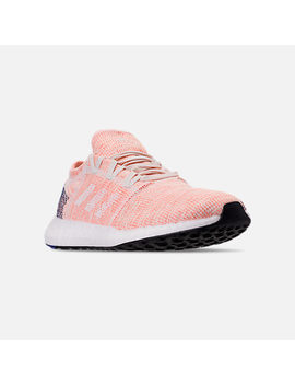 Women's Adidas Pure Boost Go Running Shoes by Adidas
