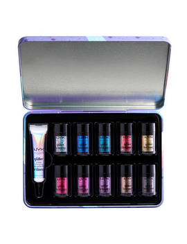 """Sugar Trip Glitter Vault              <Span Class=""""Product.Sample.Minicart.Class.Variationdetails""""></Span> by Nyx Cosmetics"""