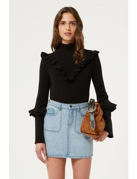 Shelly Sweater by Rebecca Minkoff
