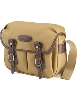 Hadley Shoulder Bag Small (Khaki With Chocolate Leather Trim) by Billingham