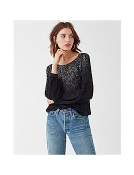 Sparkle And Shine Top by Splendid