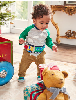 Appliqué Toy T Shirt by Boden