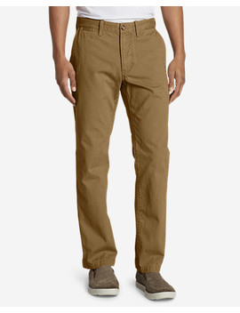 Men's Legend Wash Chino Pants   Classic Fit by Eddie Bauer