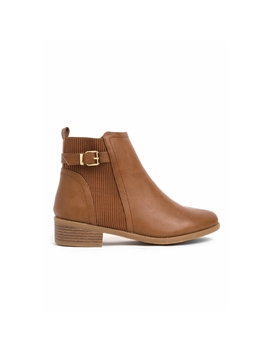 Rustic Boho Ankle Boots by Wet Seal