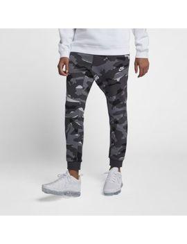 Nike Sportswear Club Men's Camo Joggers. Nike.Com by Nike