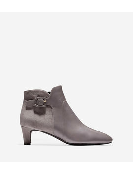 Sylvia Bootie (50mm) by Cole Haan