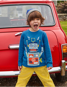 Novelty Toy T Shirt by Boden