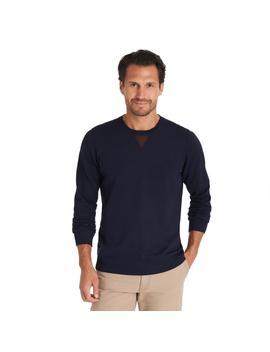 Varsity Crewneck Sweater by G.H.Bass & Co.