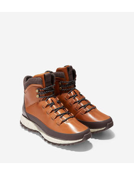 Men's ZerØgrand All Terrain Waterproof Hiker Boot by Cole Haan
