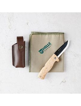 Helle Folding Knife by Terrain