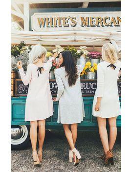 Blair Swing Dress by Lauren James