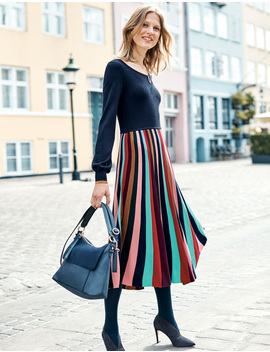 Margie Dress by Boden