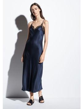 Exclusive / Lace Trim Cami Dress by Vince