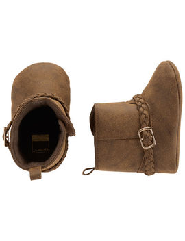 Carter's Belted Boot Baby Shoes by Carter's