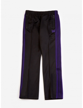 Narrow Track Pant   Black by Needles