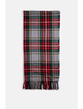 Halifax Woven Scarf by Jack Wills