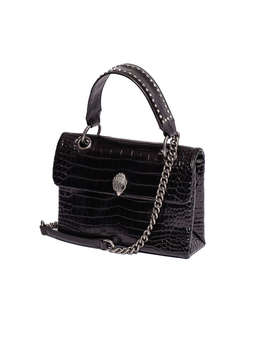 Croc Kensington Bag by Kurt Geiger London