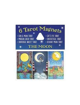 Magnet: Moon Tarot by Strand Book Store