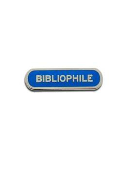 Pin: Bibliophile by Strand Book Store