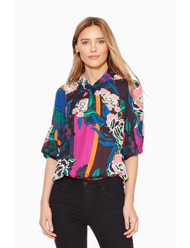 Olsen Floral Blouse by Parker Ny