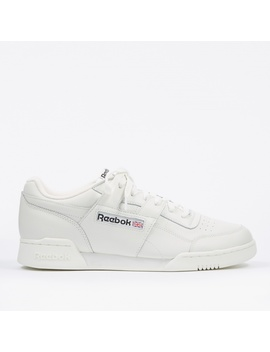 Workout Plus   Vintage Chalk/Black by Reebok