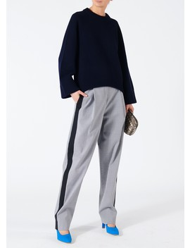 Cashmere Cocoon Pullover by Tibi