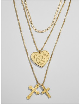 Victoriana Necklace Set by Baublebar