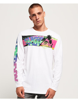 Acid Pacifica Oversize T Shirt by Superdry