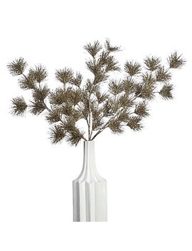 Faux Pine Spray   Set Of 3 by Z Gallerie