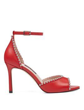 Jellint Embellished Sandals by Nine West