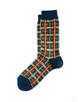 New England House Sock by Kiel James Patrick