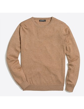 Tall Crewneck Sweater In Perfect Merino Wool Blend by J.Crew
