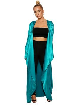 The Emerald Everything Duster by Naked Wardrobe