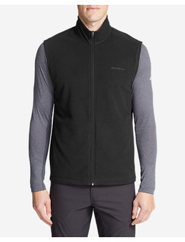 Men's Quest Fleece Vest by Eddie Bauer