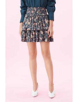 La Vie Secret Garden Skirt by Rebecca Taylor