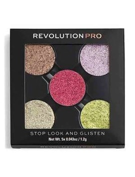 revolution-pro-pressed-glitter-pack--stop,-look-and-glisten by superdrug