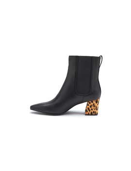 Off Duty Bootie W Leopard Heel by Charlotte's Web Towaco, New Jersey