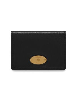 Mulberry Plaque Card Holder by Mulberry