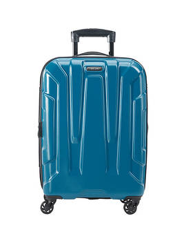 "Centric 20"" Expandable Hardside Carry On Spinner Luggage by Samsonite"